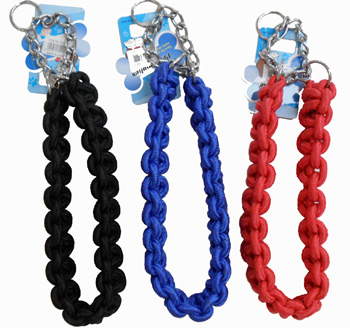 PS23272- Braided Dog Collar-144/case