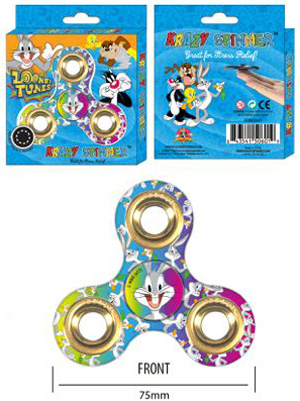 TY50601 Bugs Bunny Spinner-192/case